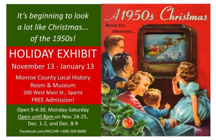 1950s Christmas Flyer