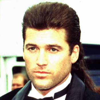 """Country singer Billy Ray Cyrus is seen here in 1993. Cyrus was signed to Mercury Records in 1990 and is best known for his rendition of the Marcy Brothers' """"Don't Tell My Heart."""", which he titled """"Achy Breaky Heart"""" and released in 1992. (AP Photo)"""