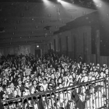 Cavalier Theater crowd